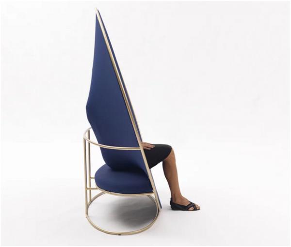 Kunstkulturlifestyle design for Runder sessel